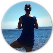 Margerie Véron méditation yoga yoga var bormes les mimosas le lavandou cap bénat gaou cabasson aix en provence eguilles venelles saint cannat lambesc le puy sainte réparade ventabren le tholonet saint marc jaumegarde